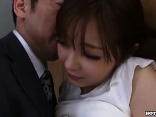 Japanese Girls Entice Engaging School Girl In Bed.avi