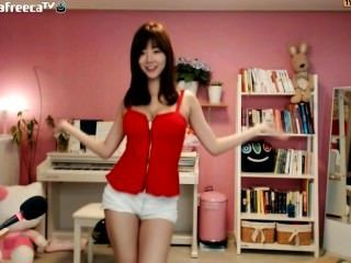 Korean Webcam Dance