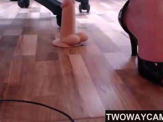 sex feet cam