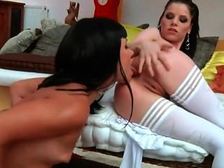 Extreme Brutal Vibrator In Their Anuses