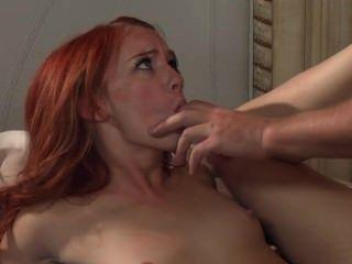 Dani Jensen Tiny Redhead Cockmongler
