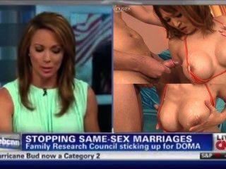 porn news anchor